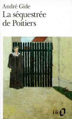Couverture La séquestrée de Poitiers