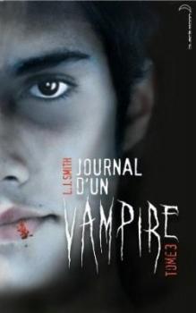 Couverture Journal d'un vampire, tome 03 : Le retour