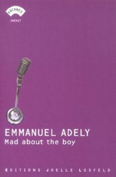 Couverture Mad about the boy