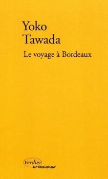 Couverture Le voyage à Bordeaux