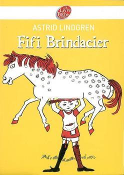 Couverture Fifi Brindacier