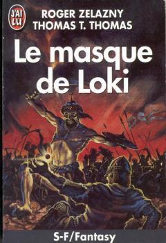 Couverture Le Masque de Loki