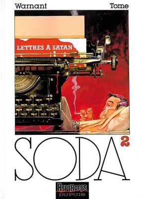 Couverture Soda, tome 02 : Lettres à Satan
