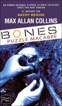 Couverture Bones : Puzzle Macabre