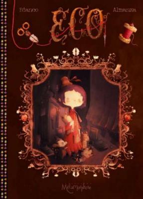 Couverture Eco, tome 1 : La malédiction des Shackelbott