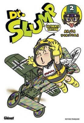 Couverture Dr Slump, Ultimate édition, tome 02
