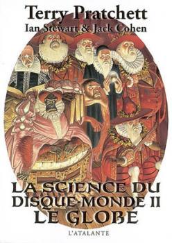 Couverture La Science du Disque-Monde, tome 2 : Le Globe