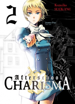Couverture Afterschool Charisma, tome 02