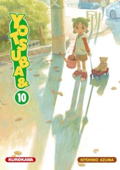 Couverture Yotsuba, tome 10