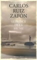 Couverture Le prince de la brume Editions Robert Laffont 2011