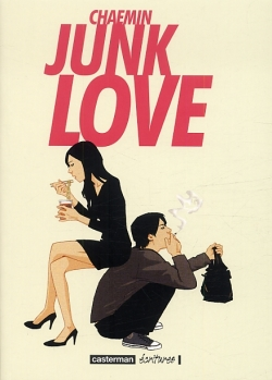 Couverture Junk Love