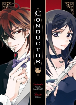 Couverture Conductor, tome 1