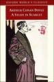 Couverture Sherlock Holmes, tome 1 : Une étude en rouge / Etude en rouge Editions Oxford University Press 2000
