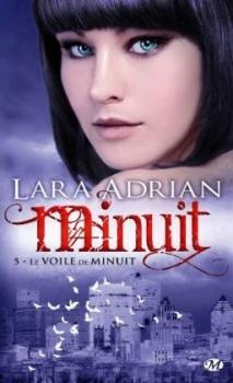 Couverture Minuit, tome 05 : Le voile de minuit