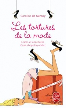 Couverture Les tortures de la mode