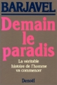 Couverture Demain le paradis Editions Denoël 1986