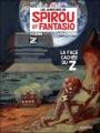 Couverture Spirou et Fantasio, tome 52 : La face cachée du Z Editions Dupuis 2011