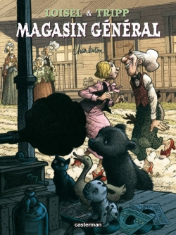 Couverture Magasin général, tome 7 : Charleston