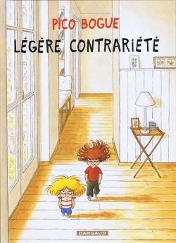 Couverture Pico Bogue, tome 05 : Légère contrariété