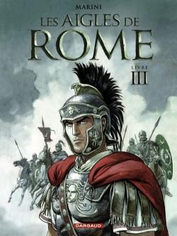 Couverture Les Aigles de Rome, tome 3
