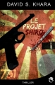 Couverture Le projet Shiro Editions Critic (Policier/Thriller) 2011
