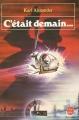 Couverture C'était demain Editions Le Livre de Poche 1982