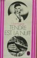 Couverture Tendre est la nuit  Editions Le Livre de Poche 1934