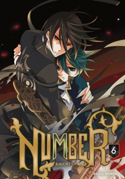 Couverture Number, tome 6
