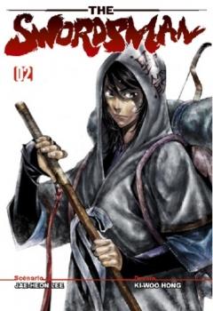 Couverture The Swordsman, tome 2