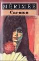 Couverture Carmen Editions Le Livre de Poche 1988