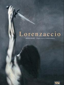 Couverture Lorenzaccio (BD)