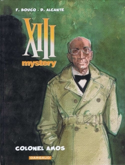 Couverture XIII mystery, tome 04 : Colonel Amos