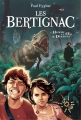 Couverture Les Bertignac, tome 1 : L'homme à l'oeil de diamant Editions Hugo & cie 2011