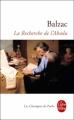 Couverture La recherche de l'absolu Editions Le Livre de Poche (Les Classiques de Poche) 1999