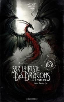 Couverture Black'Mor Chronicles (Glénat), tome 1 : Premier cycle : Sur la piste des dragons oubliés