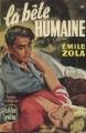 Couverture La Bête humaine Editions Le Livre de Poche 1954