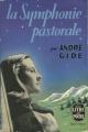 Couverture La symphonie pastorale Editions Le Livre de Poche 1956