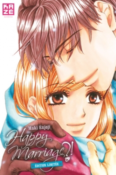 Couverture Happy Marriage!?, tome 06
