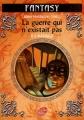 Couverture Bobby Pendragon, tome 03 : La Guerre qui n'existait pas Editions Le Livre de Poche (Fantasy) 2003