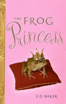 Couverture Tales of the Frog Princess, book 1: The Frog Princess