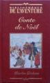 Couverture Contes de Noël Editions Fabbri (Bibliothèque de l'Aventure) 1997