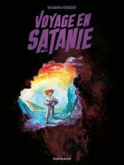 Couverture Voyage en Satanie, tome 1