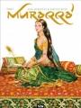 Couverture Muraqqa', tome 1 : Vêtue par le ciel Editions 12 Bis 2011