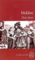 Couverture Dom Juan Editions Le Livre de Poche (Le théâtre de poche) 2010