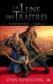 Couverture Nightrunner, tome 3 : La Lune des Traîtres Editions Bragelonne 2011
