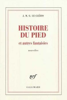 Couverture Histoire du pied et autres fantaisies