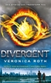 Couverture Divergent / Divergente / Divergence, tome 1 Editions HarperCollins 2011