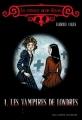Couverture Les étranges soeurs Wilcox, tome 1 : Les vampires de Londres Editions Gallimard  (Jeunesse) 2010