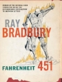 Couverture Fahrenheit 451 Editions Ballantine Books 1996