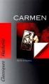 Couverture Carmen (roman) Editions Hachette (Classiques) 1993